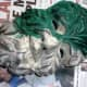Here the mask is painted a basic shade of green.
