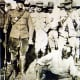 Chief Sigananda Shezi of the amaCube, 96, captured and humiliated by colonial troops