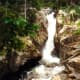Chasm Falls in the Rocky Mountain National Park