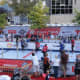 Family fun hockey game