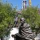 Statue of Ghandi
