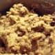 Heat refried beans in separate saucepan.