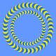 Spiral circle.