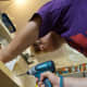 Is there anything more manly than a powertool, grrr