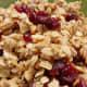 2. Stovetop Honey Granola With Cranberries & Almonds
