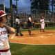University of Houston Cougars Women's Baseball, April 2008.