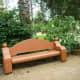 Unique looking bench