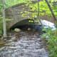 Bridge near Jordan Pond