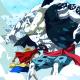Luffy attacking Hody
