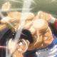 Ippo knocking out Sendo