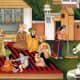 The Mughal Influence on Pahari Paintings