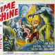 Theatrical Poster for The Time Machine (1960).