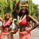 Young Maidens at Calabar Festival