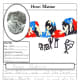 Matisse Notebooking Page