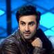 "Ranbir Kapoor at finale of ""Indian Idol 6"""