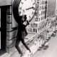"Harold Lloyd (1893-1971) in ""Safety Last!"", 1923"