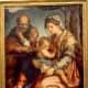 Painting in the Prado Museum