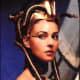Monica Belluci as Cleopatra