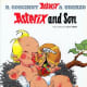 or 'two men a  baby'- Asterix and Obleix attempt to look after a baby that mysteriously arrives on their doorstep. with their hands full of soiled nappies they also try to uncover the mystery to find out the babies Royal origins!