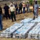 Cocaine seized by the DLCV in Mexico