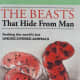 Cover of Dr. Karl P.N. Shuker's Book, the beasts that hide from man