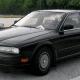 1990年的英菲尼迪Q45。