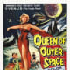 Queen of Outer Space movie poster.
