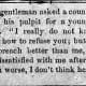 Logic (19th Century Humour)