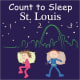 Count To Sleep St. Louis Board book by Adam Gamble  - Image is from amazon.com