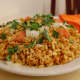 prepared bhel puri also simply called bhel