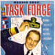 In the movie Task Force the scene of a Japanese Aircraft Carrier being sunk was footage of the sinking of the HMS Barham.