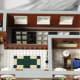 LEGO Creator Town Hall Modular Building   The second floor