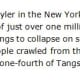 Eyewitness statement of Patrick Tyler in the New York Times