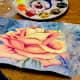 Plastic Wrap background