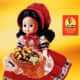 Madame Alexander Sun-Maid Doll