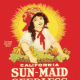 Sun-Maid old small box (the gift mentioned in a module above)