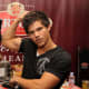Taylor Lautner muscles