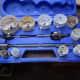 Set of hole saw cutters I use.
