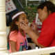 Creekfest face painting