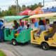 "Miniature ""Choo Choo Train"" Ride at Creekfest"
