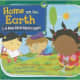 Home on the Earth: A Song About Earth's Layers (Science Songs) by Laura Purdie Salas
