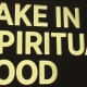 """One of the many displays which encourages us to, """"Take in Spiritual Food"""" daily. Each of us are inspired to read God's word the Bible each and everyday in order for us to keep a personal relationship with Jehovah and his son Jesus Christ."""