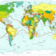 You can see where Coconut Palms grow these days. In 2064, will this map be obsolete?