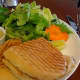 Turkey panini with brie