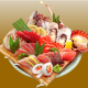 A Plateful of Sashimi