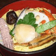 Chirashizushi (http://en.wikipedia.org/wiki/Sushi)