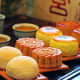 Moon Cakes in Various Shapes