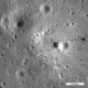 LRO's Low orbit pass of Apollo 16 site. Click link for much more info about this picture; also see next two details.