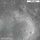 September 2011: With the sun at a different angle, different details of the landing site become more visible.