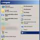 """Click Start button -  Click Run """"Windows XP"""" screenshot"""